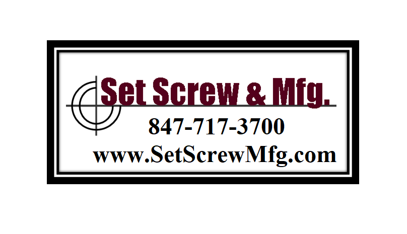 Set Screw & Mfg.